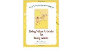 Cover Living Values, Autor: Diane Tilmann, aus dem Englischen von Nicoline Brodehl